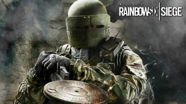 Rainbow Six Siege: Tachanka recibirá un rework