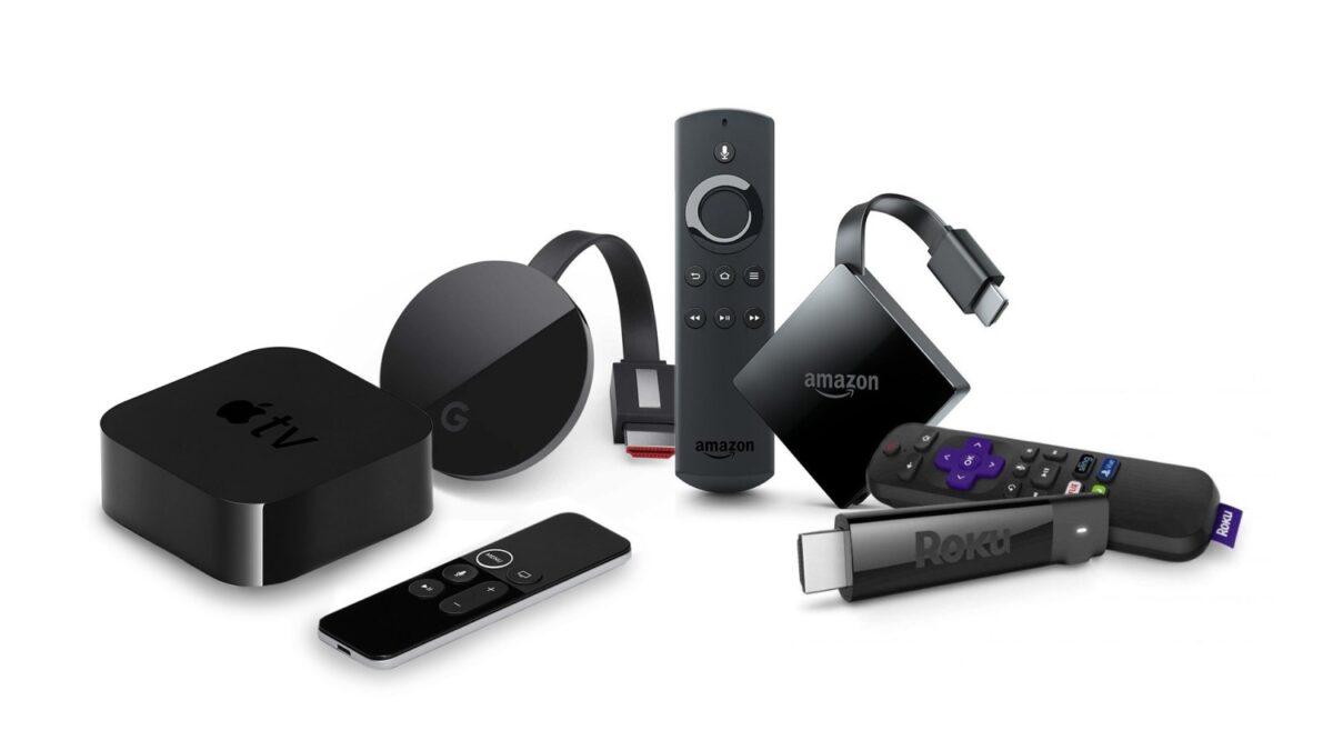 Los mejores dispositivos para streaming
