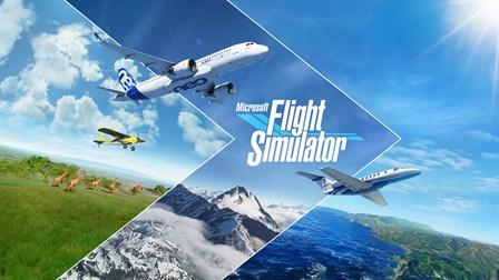 Microsoft Flight Simulator es una interesante manera de escapar la pandemia