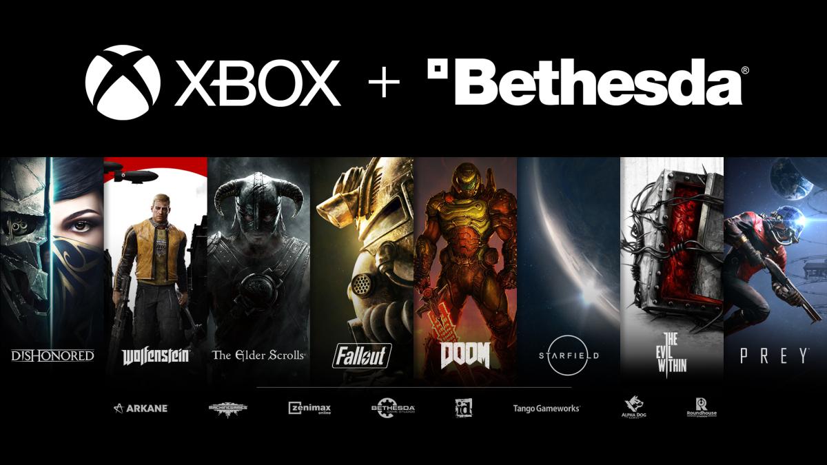 Microsoft adquiere a Zenimax y sus juegos