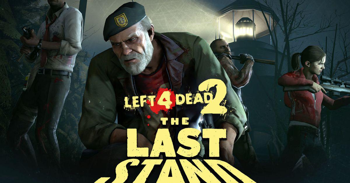Left 4 Dead 2 recibirá una última actualización