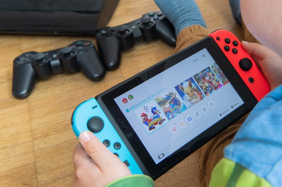 Nintendo Switch todavía vende ¿Por qué?