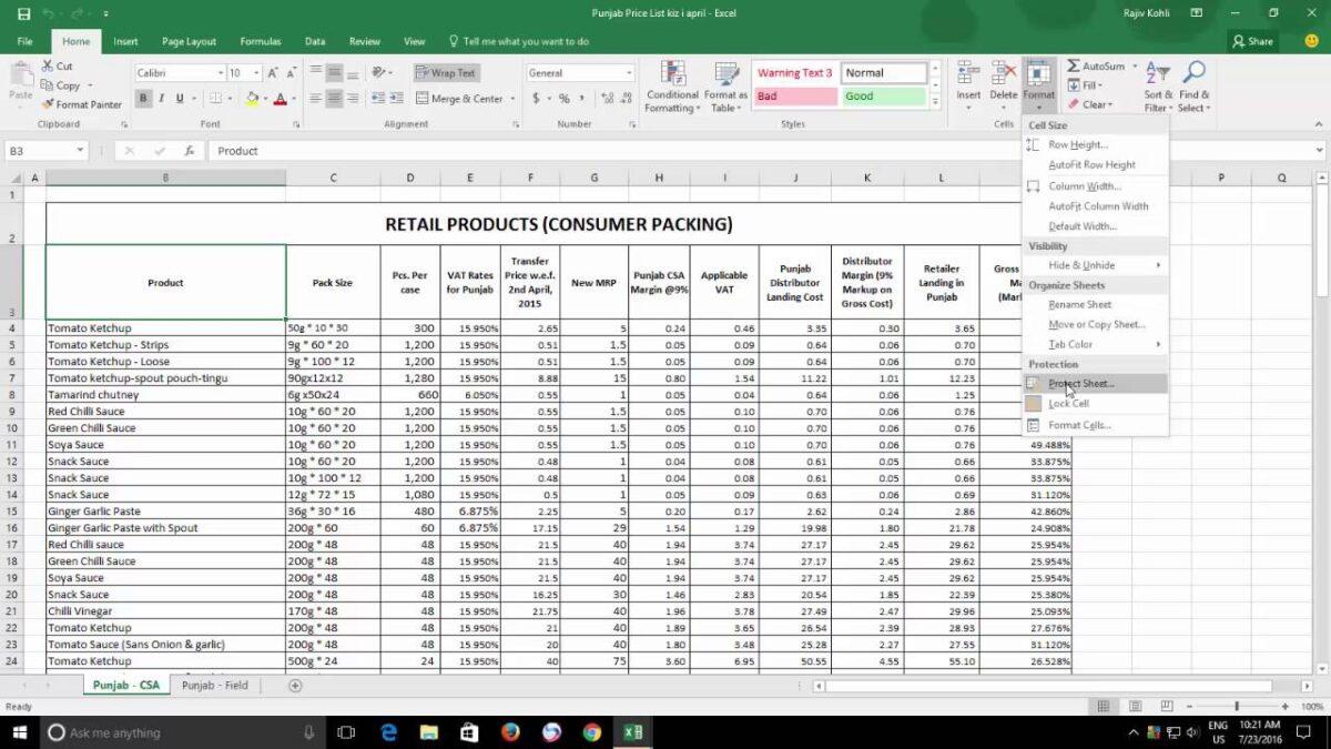 Curso de Excel en Los Palos Grandes Chacao